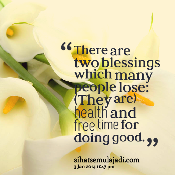 health blessings quotes quotesgram