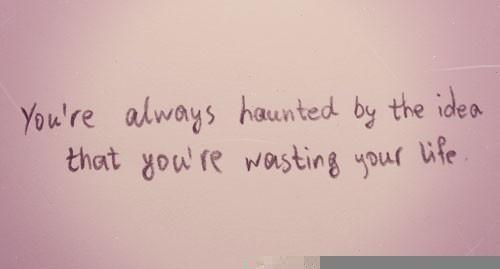 Haunting Quotes: Haunted Quotes. QuotesGram