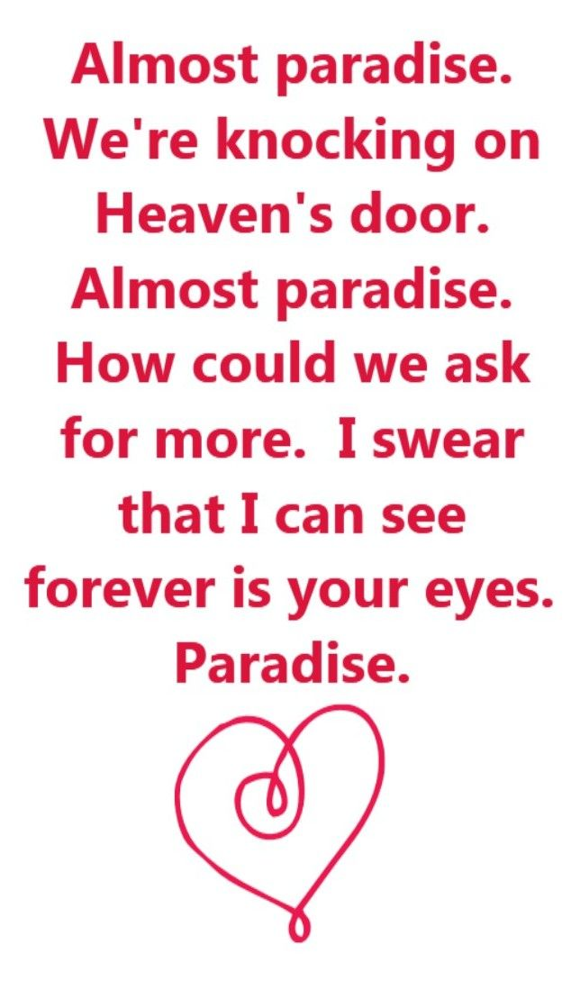 Almost To Paradise Quotes. QuotesGram Almost Quotes