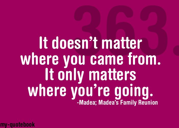 Reunion Quotes And Sayings: Madeas Best Quotes. QuotesGram