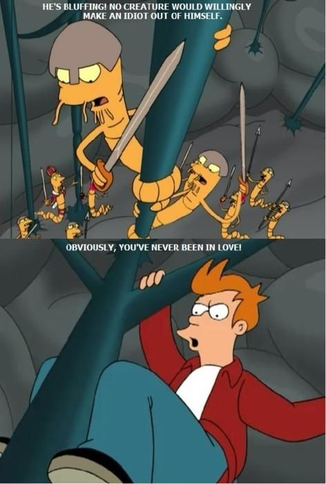 leela and fry relationship poems