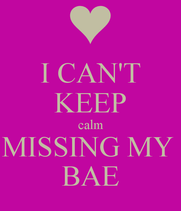 Missing Someone Gets Easier Every Day Pictures Photos: Quotes About Missing Bae. QuotesGram