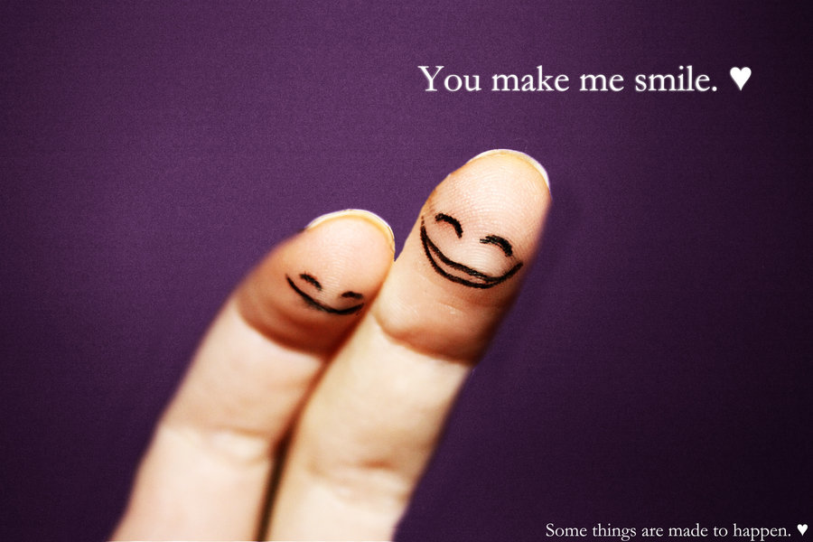 You Made Me Smile Quotes. QuotesGram