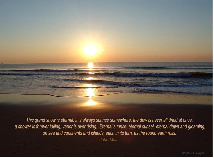 sunrise pictures with quotes - 750×556