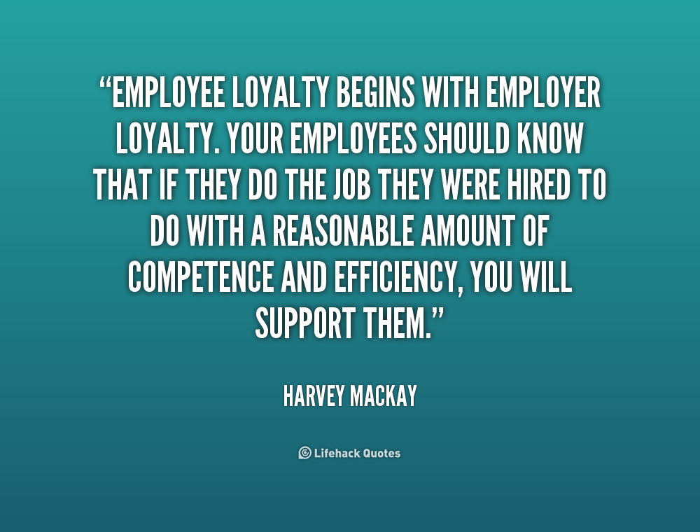 the ways of keeping employees loyal and satisfied 7 ways to improve employee satisfaction: encourage social connections socialization is a key component of happiness interacting with others gives people a boost in mood – surprisingly, this is.