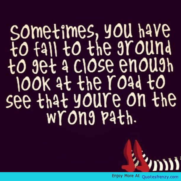 Path Quotes: Path Quotes. QuotesGram