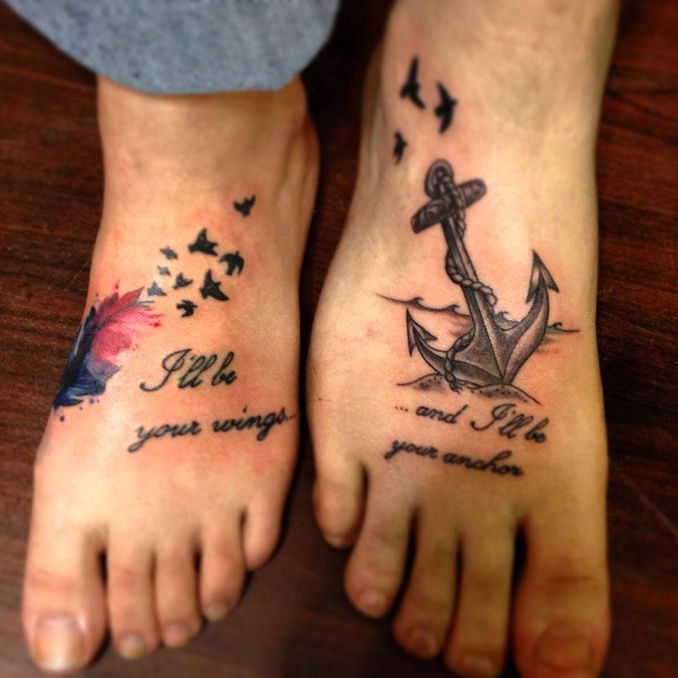 Sister quotes anchor quotesgram for Sister in law tattoos