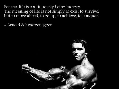 Arnold Motivational Quotes. QuotesGram