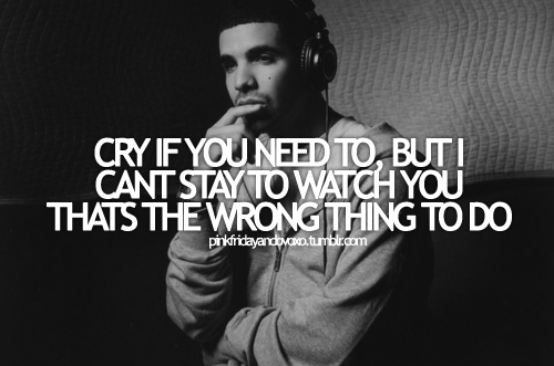 Quotes Tumblr Drake 2012 Hoes Drake Quot...