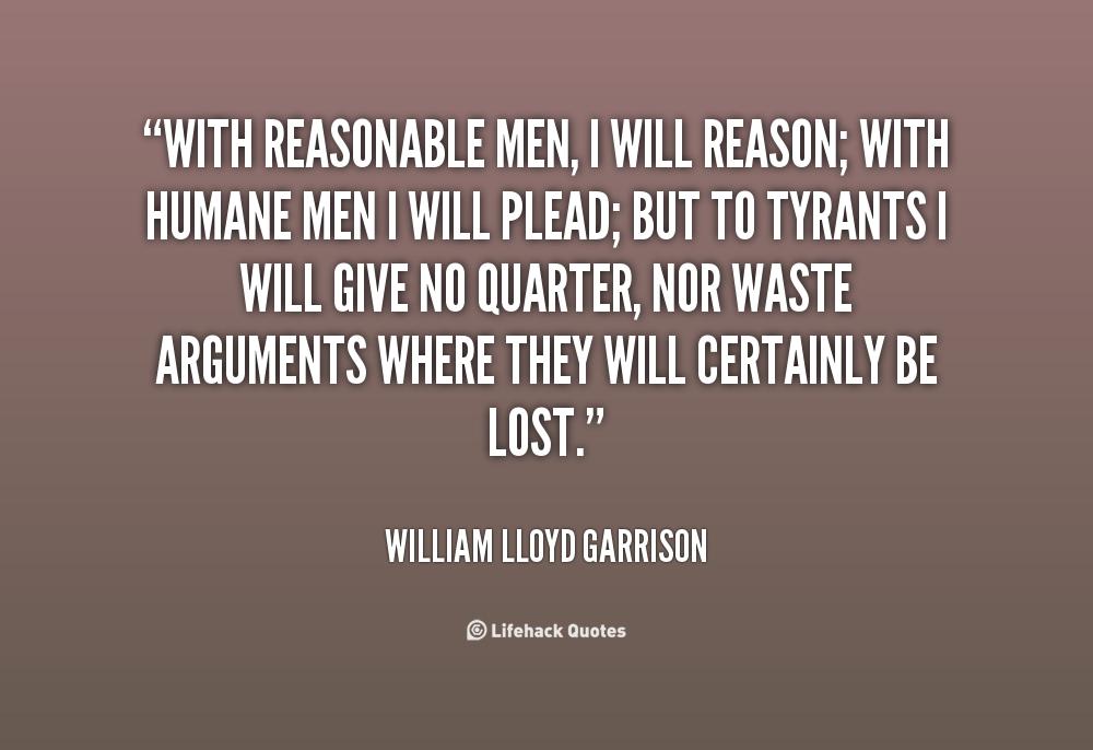 William Lloyd Garrison Quotes On Slavery Quotesgram
