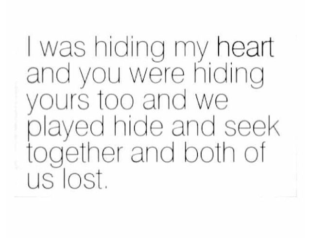 Hide And Seek Quotes. QuotesGram