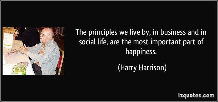 the principles of the happiness in the society The world happiness report 2016 update, which ranks 156 countries by their   are happier living in societies where there is less inequality of happiness  this  chapter offers the principle of greatest happiness as one that can inspire and.