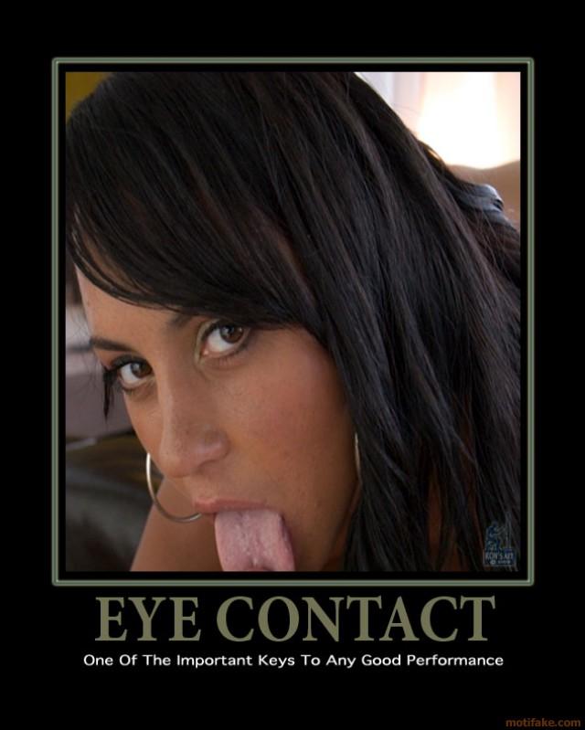 Bj Eye Contact Quotes. QuotesGram