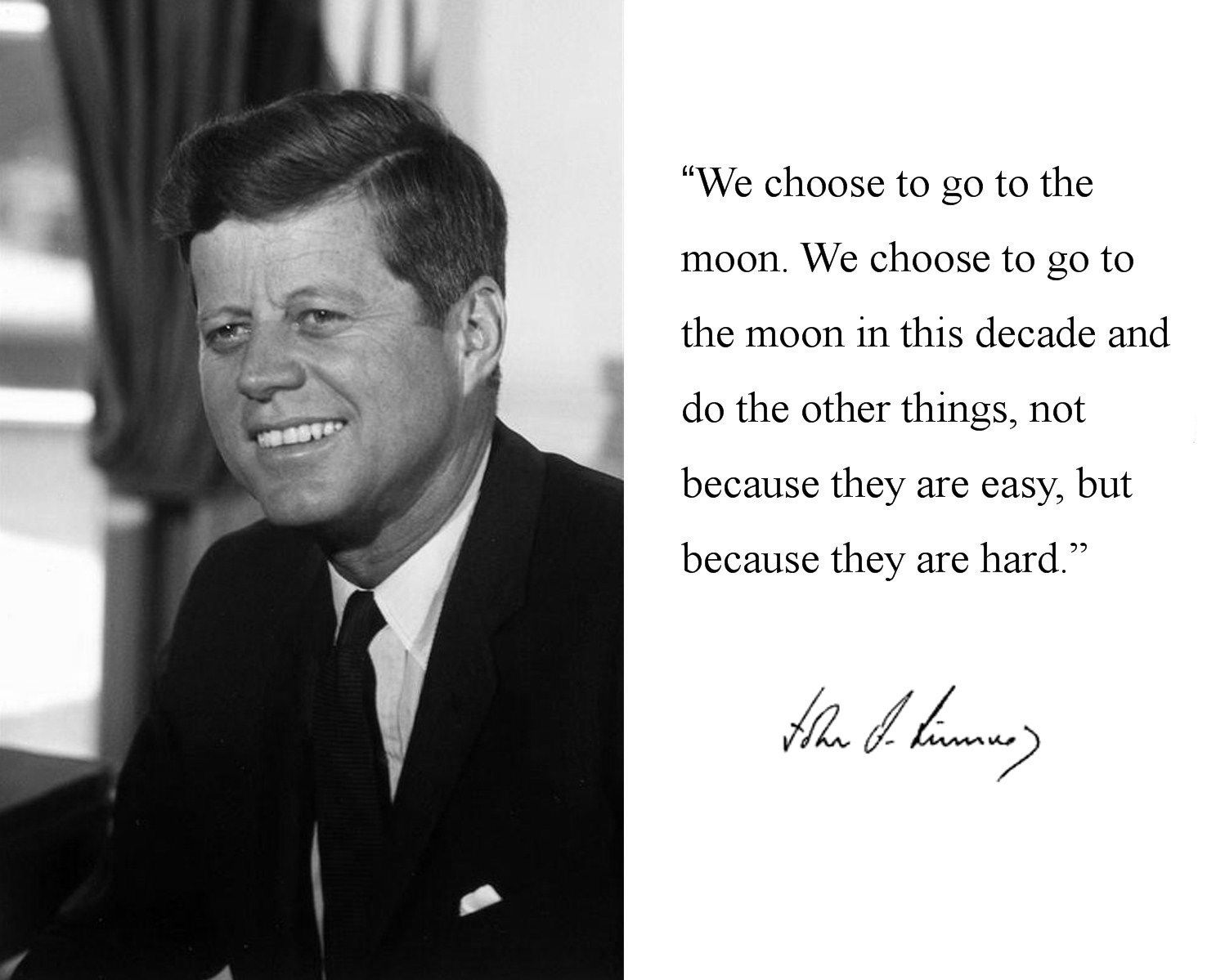 john f kennedy a good but In a relatively brief address that he spent two months crafting, kennedy —at 43, the youngest president elected to the office and the first roman catholic — stressed the importance of national service.