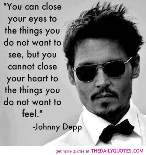 Famous Quotes About Love: Johnny Depp Movie Quotes. QuotesGram