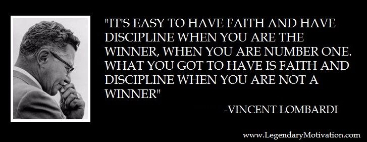 inspirational quotes from vince lombardi quotesgram