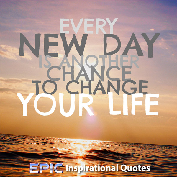Motivational Quotes About Life Changes: Change Your Life Inspirational Quotes. QuotesGram
