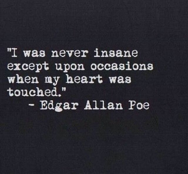 Edgar Allan Poe Quotes: Edgar Allan Poe Depression Quotes. QuotesGram