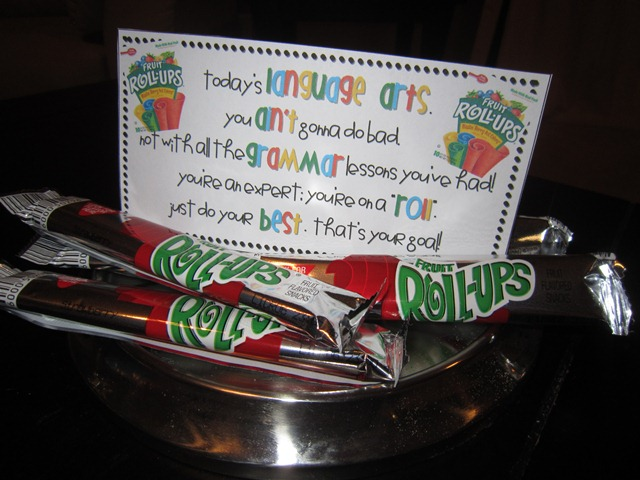 Candy Bar Quotes For Students Testing. QuotesGram