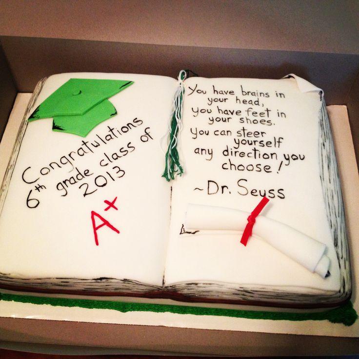 Graduation Cake Quotes. QuotesGram
