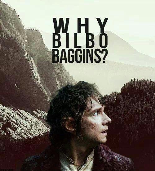 The Hobbit Bilbo Baggins Quotes. QuotesGram