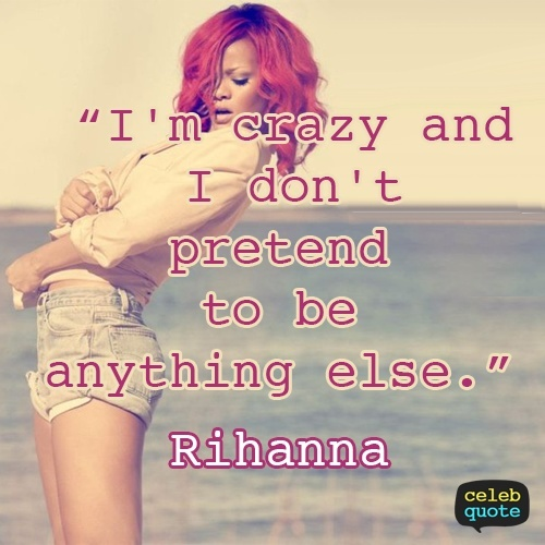 How rihanna deals with haters
