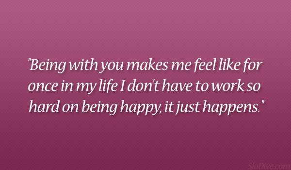Tumblr Quotes About Him Making You Happy: Smile For Me Quotes. QuotesGram