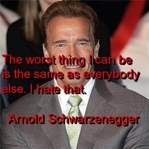 Arnold Schwarzenegger Funny Quotes. QuotesGram