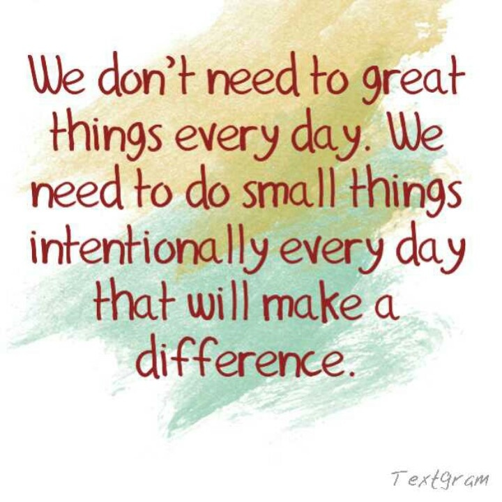 Inspirational Quotes About Positive: Making A Difference Motivational Quotes. QuotesGram