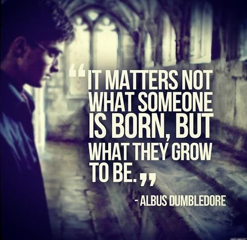 Inspirational Quotes About Positive: Most Inspirational Harry Potter Quotes. QuotesGram