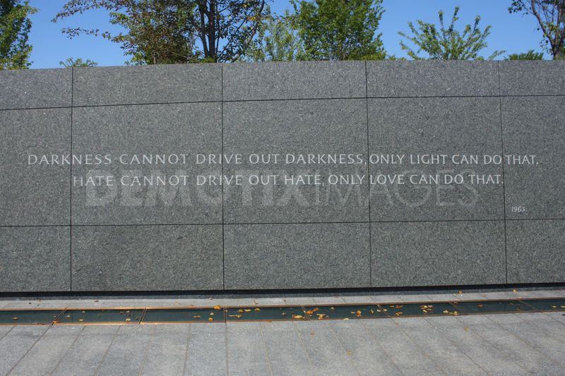 Quotes Martin Luther King Jr Memorial Quotesgram