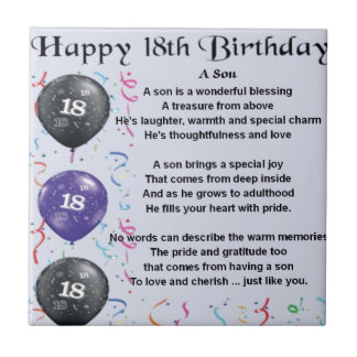 Magnificent 18Th Birthday Poems Quotes Quotesgram Funny Birthday Cards Online Fluifree Goldxyz