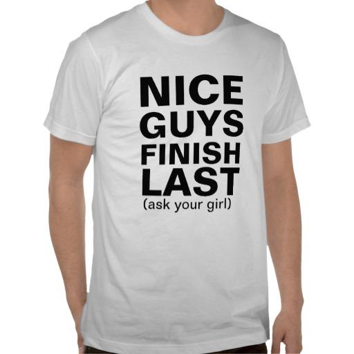 Nice guys finish last dating