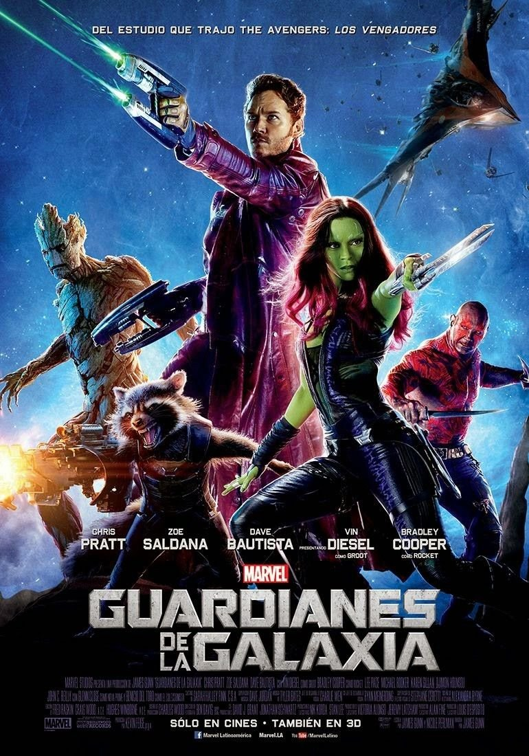 Film Guardians Of The Galaxy