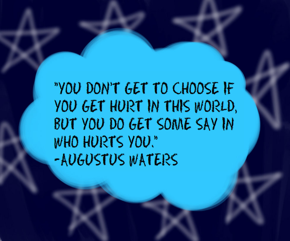 The Fault In Our Stars Augustus Quotes. QuotesGram