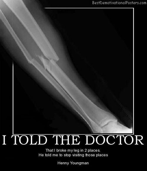 Broken Bones Funny Quotes. QuotesGram