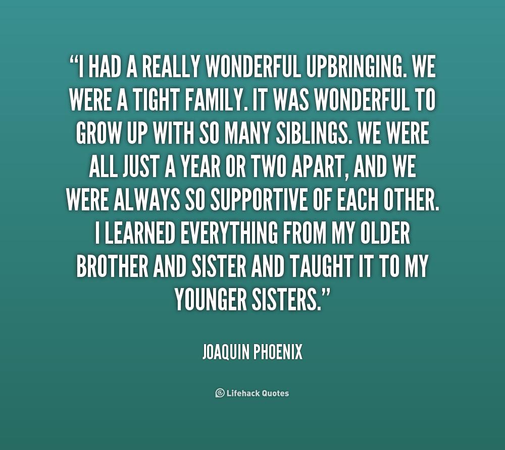 Upbringing Quotes. QuotesGram