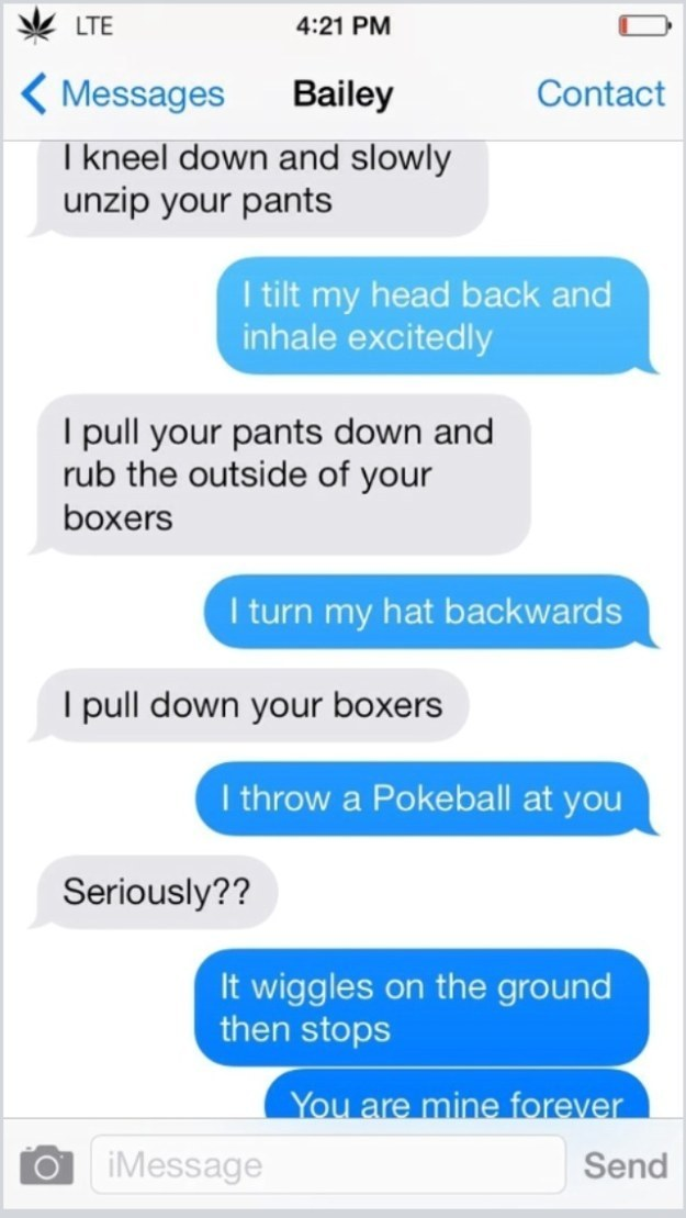 Best messages the sexting 50 Example