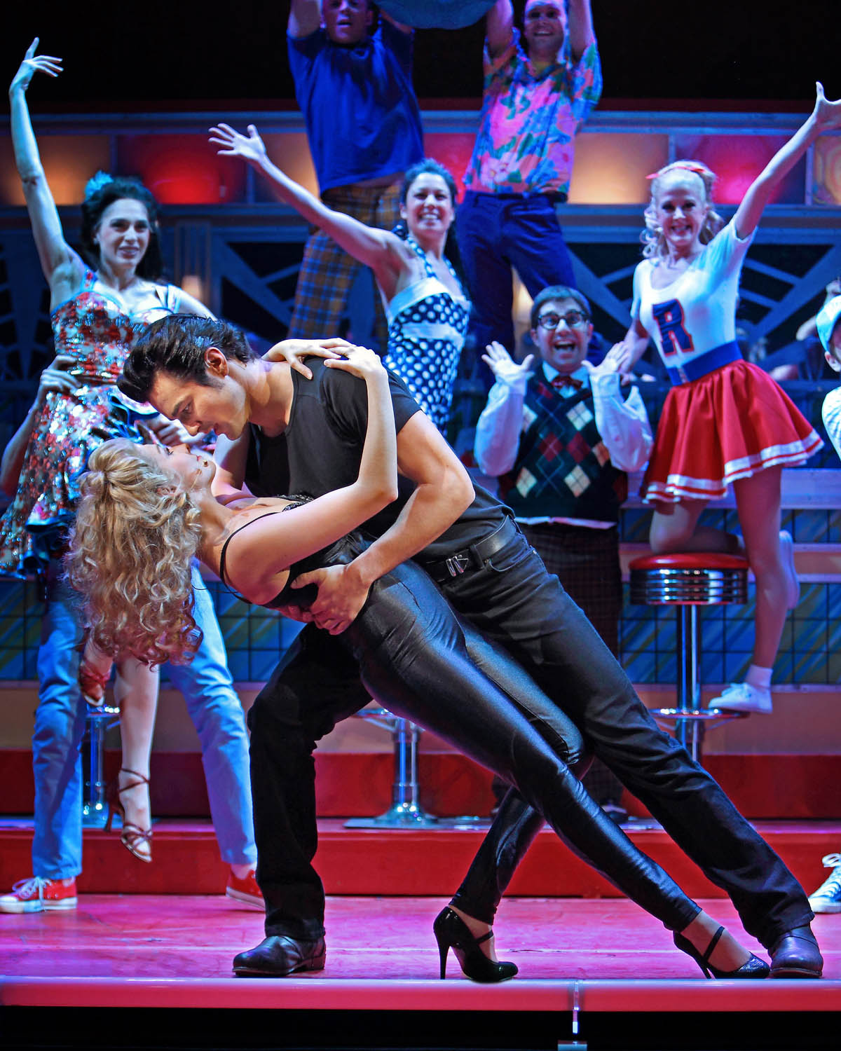 the inspiration for grease the musical Popular music was dominated by musical theatre standards (1947, 725 performances) and cole porter found inspiration in william shakespeare's taming of the shrew for kiss me, kate (1948 with the notable exceptions of fiddler on the roof, cabaret and grease 1980s.