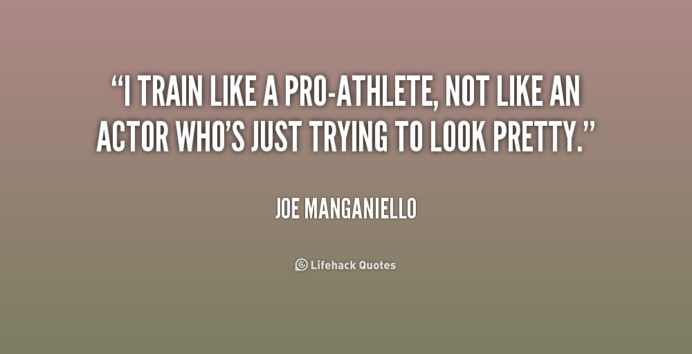 Dating athletes quotes