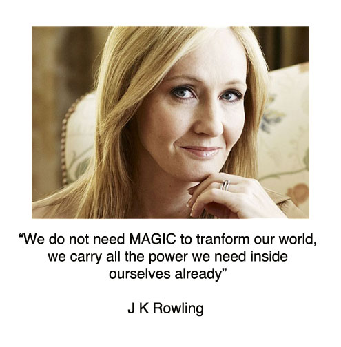 a study of the life of jk rowling Jk rowling is one of the most popular authors in past decade due to her success through the harry potter series learn more about jk rowling.