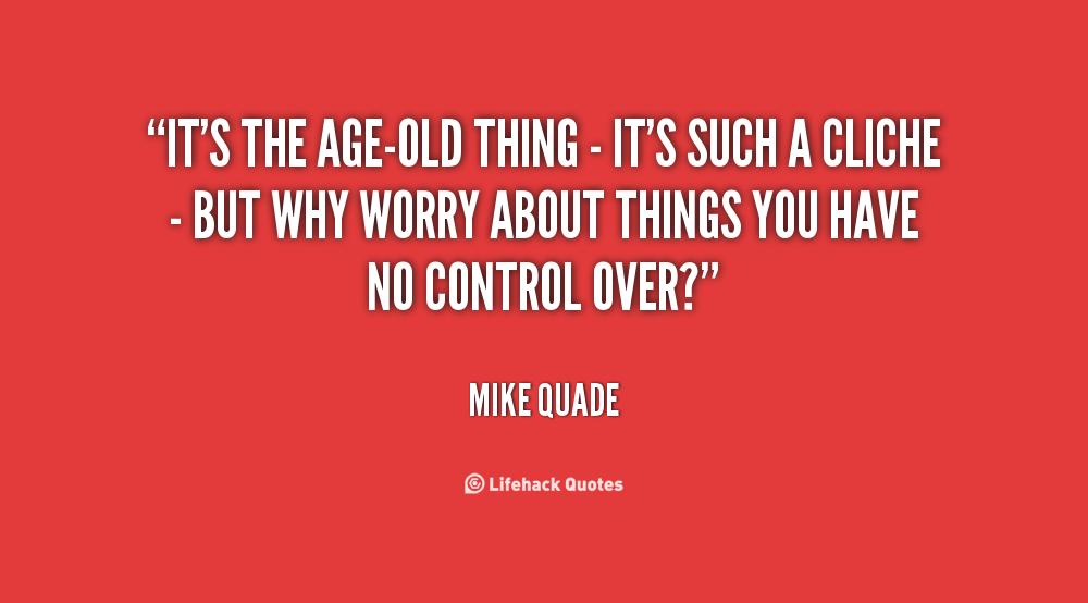 Age And Maturity Quotes Quotesgram: Age-Old Quotes. QuotesGram