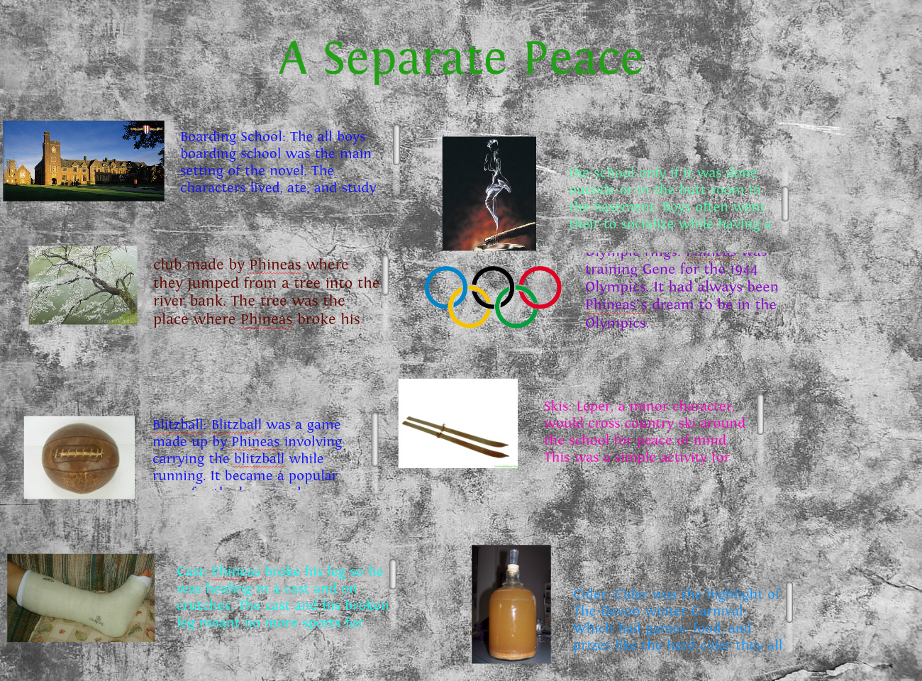 Quotes A Separate Peace Tree. QuotesGram