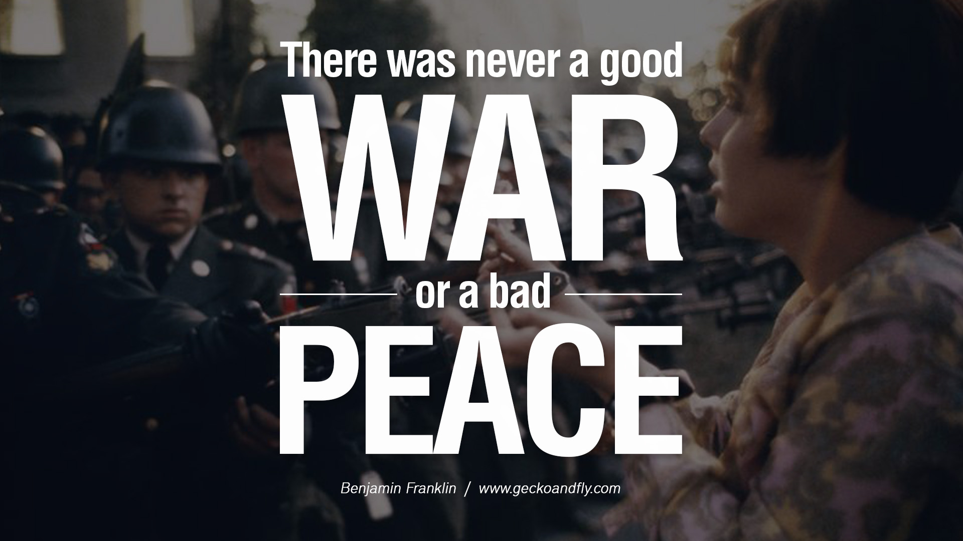Peace Quotes And Sayings Quotesgram: Famous Quotes About World Peace. QuotesGram