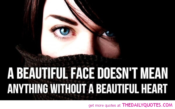 Beautiful Face Quotes. QuotesGram