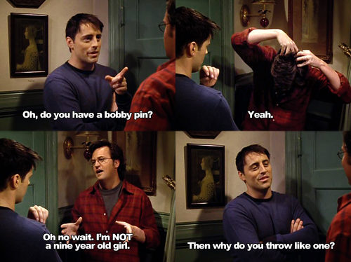 Joey And Chandler Quotes. QuotesGram