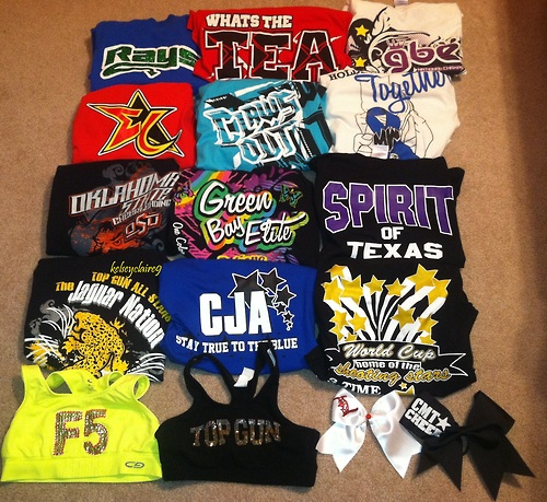 Quotes For Cheer Practice Shirts - 140.2KB