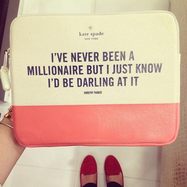 New purse quotes