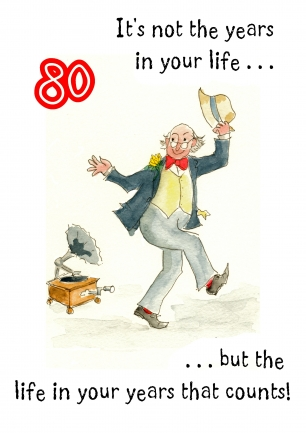 80 Birthday Quotes Quotesgram