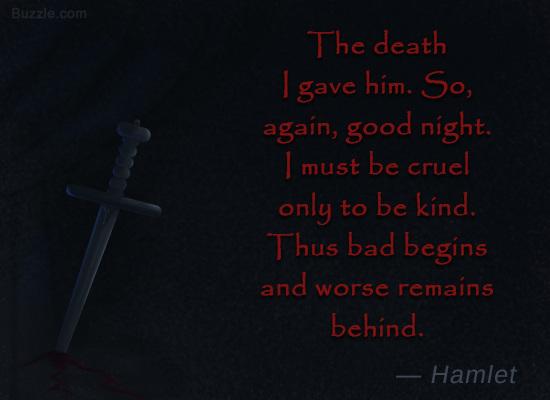 Hamlet Ophelia Quotes